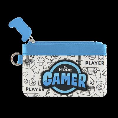 Porte-monnaie Mode gamer