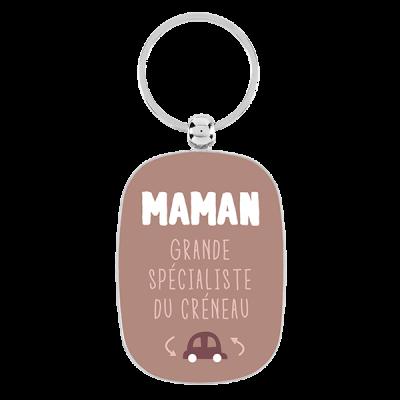 Porte-clés Maman spécialiste