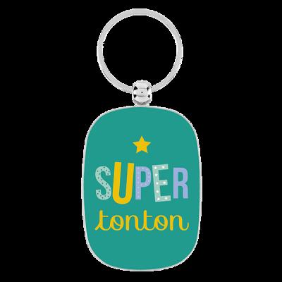 Porte-clés Super tonton