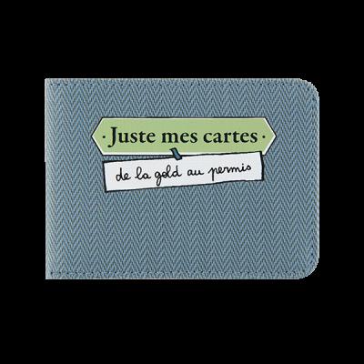 Porte-cartes Juste mec