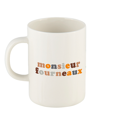 Mug Monsieur fourneaux