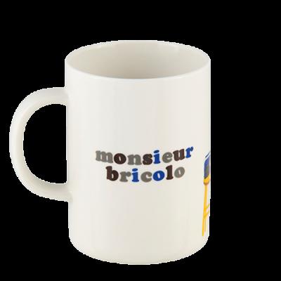 Mug Monsieur bricolo