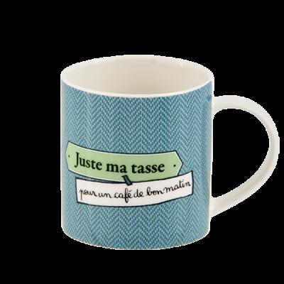 Mug (+ boite) Juste mec