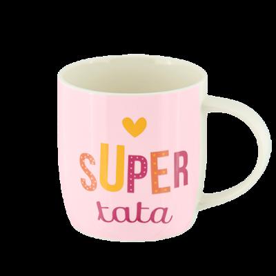 Mug (+ boite) Super tata