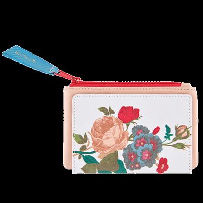 Porte-monnaie À fleur de peau