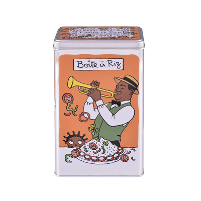Boîte à riz Louisiane