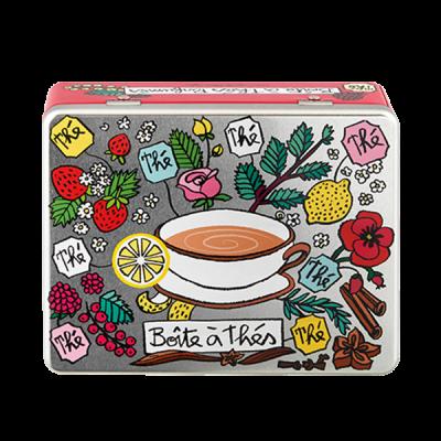 Boîte à thés...