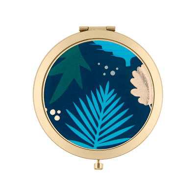Miroir de poche Herbier