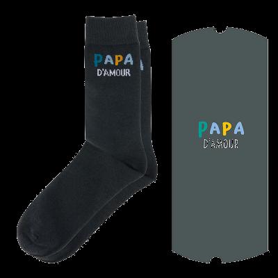 Chaussette Papa d'amour