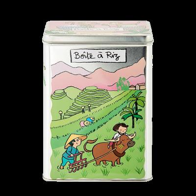 Boîte à riz Singe