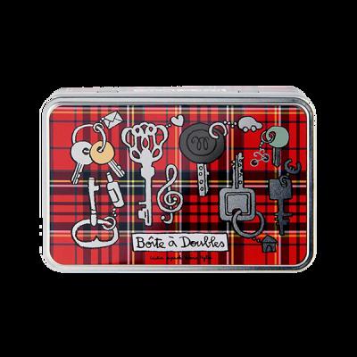 Boîte à doubles des clés