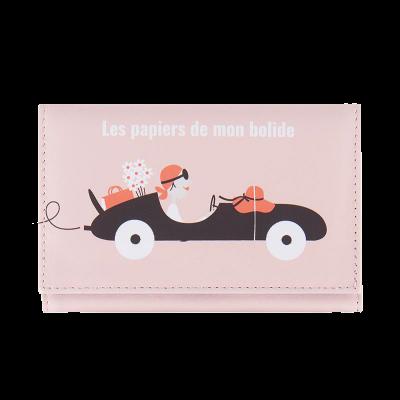 Porte-papiers voiture Les...