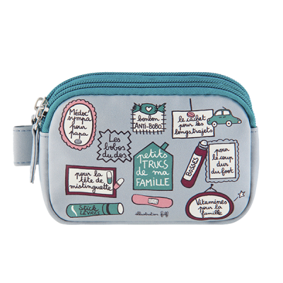Trousse multi-usages Famille