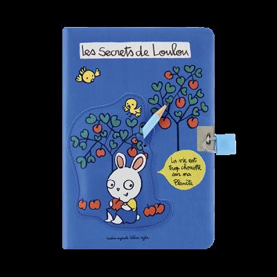 Carnet de secrets (+cadenas...