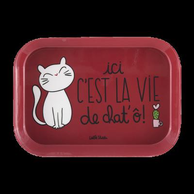 Plateau La vie de chat'o!