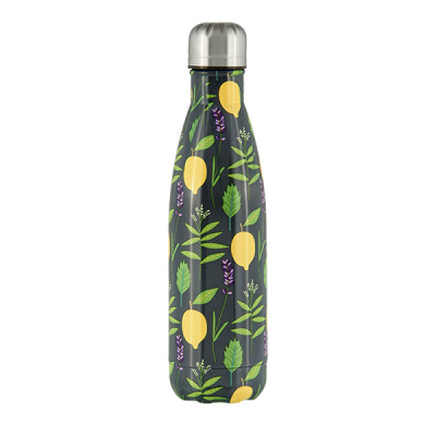 Bouteille isotherme Citrons